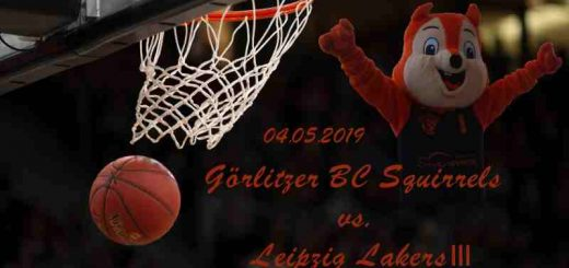 Görlitzer BC Squirrels vs. Leipzig Lakers
