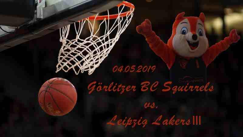 Görlitzer BC Squirrels vs. Leipzig Lakers